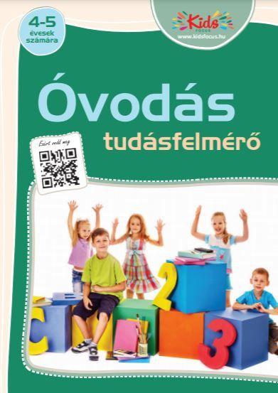 Óvodás tudásfelmérő 4–5 éveseknek – online