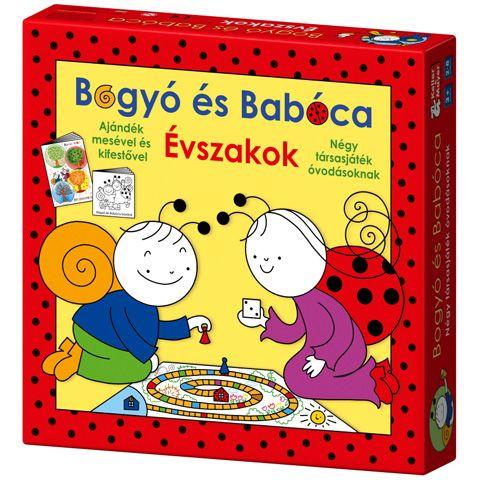 Bogyó és Babóca: Évszakok