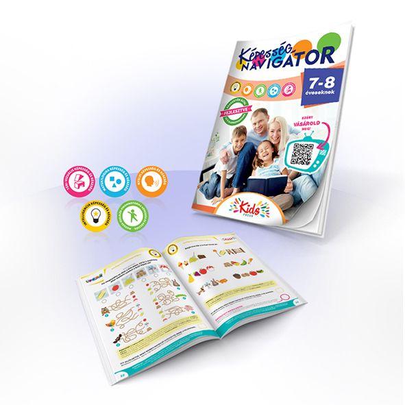 Képesség navigátor + Gyorsan és ügyesen termékcsomag 7-8 éveseknek