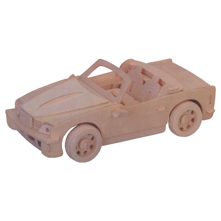 3D puzzle BMW (natúr)