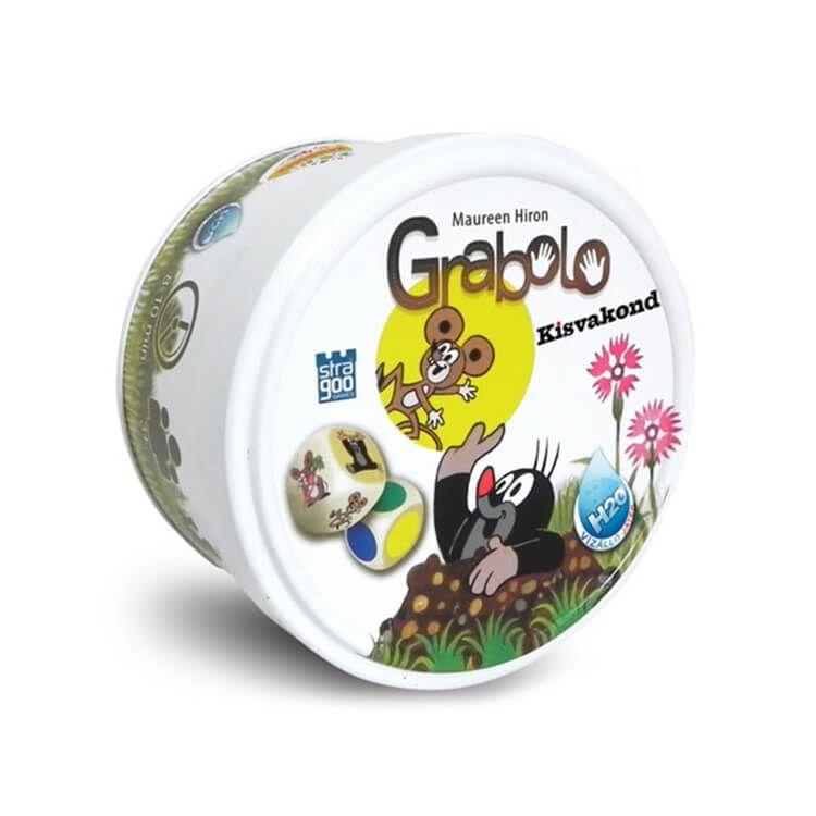 Grabolo Kisvakond - Társasjáték